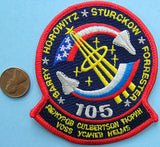 Patch NASA Space Shuttle Discovery STS-105