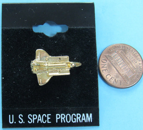 Mission Pin Space Shuttle NASA