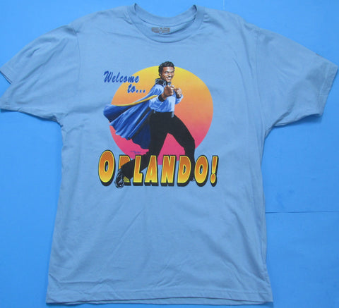 Orlando Lando Calrissian Star Wars Celebration t-shirt