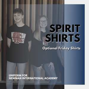 Spirit Shirts (Optional Friday Shirts)
