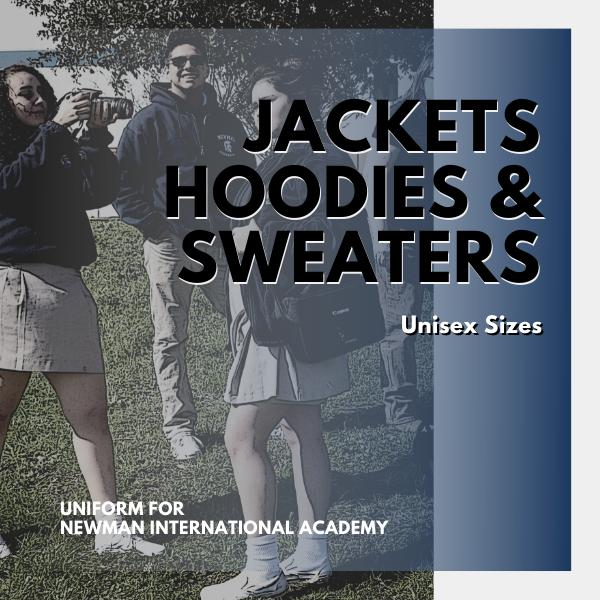 Jackets/Hoodies/Sweaters