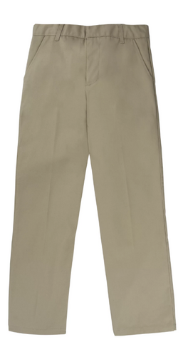 Pants | FT Boys Relaxed Fit Work Wear Finish Pant Khaki