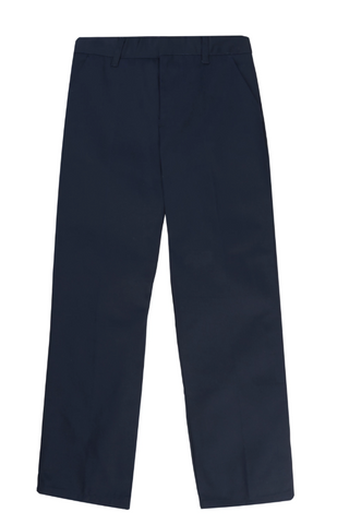 Pants | FT Boys Relaxed Fit Work Wear Finish Pant Navy