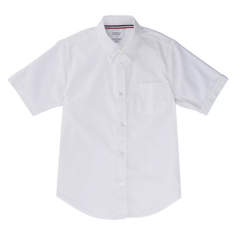 Oxford | FT Boys Short Sleeve White Oxford