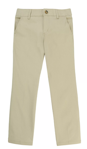 Pants | FT Girl's Twill Straight Leg Pant