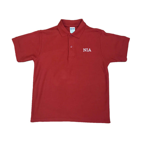 Polo Shirt | FT Red, Unisex Adult & Youth