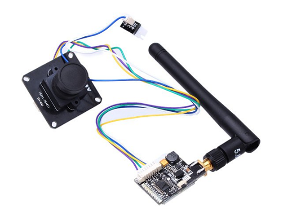 Eachine FPV Camera + Transmitter Combo for FPV Racing Drones.