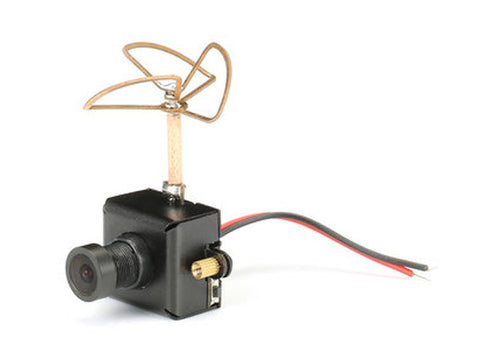 Micro FPV camera + TX combo for micro FPV racing drones