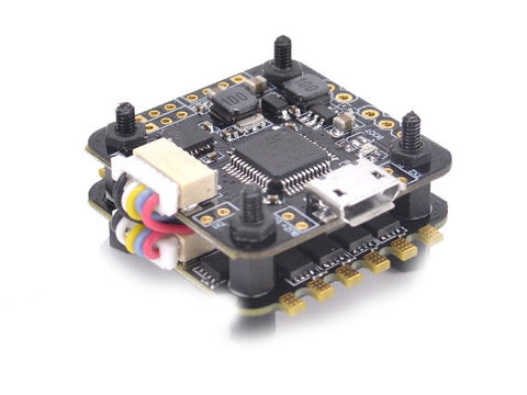 Mini F3 Flytower with integrated OSD + 4in1 ESC D-Shot Ready