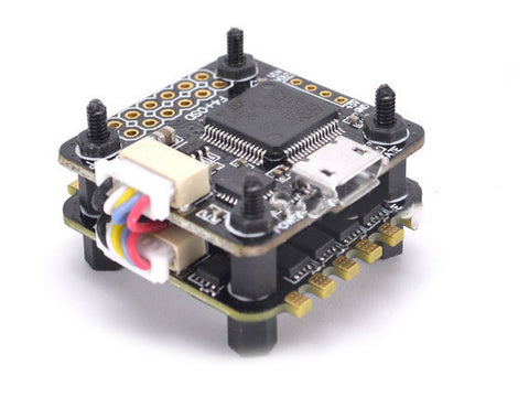 Mini F4 Flytower with integrated OSD + 4in1 ESC D-Shot Ready