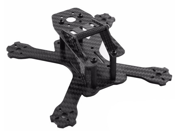 QAV X 130 mini fpv drone racing frame