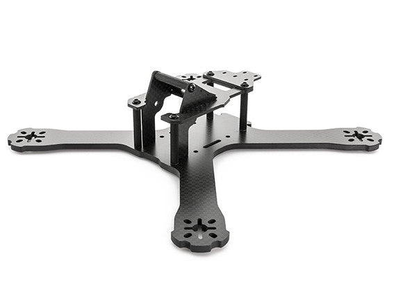 QAV-X Clone | 4mm Arms fpv drone racing frame