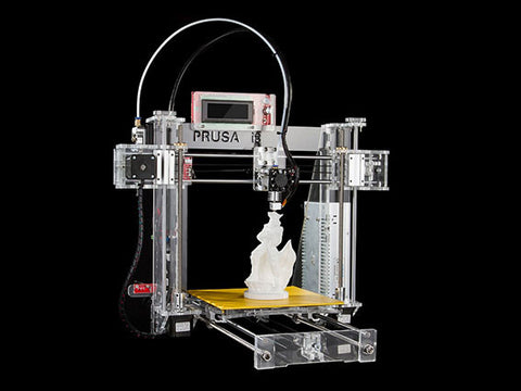 RepRap Prusa i3 DIY 3D Printer Kit 2015 + 2 Kg of filament + Free Shipping.