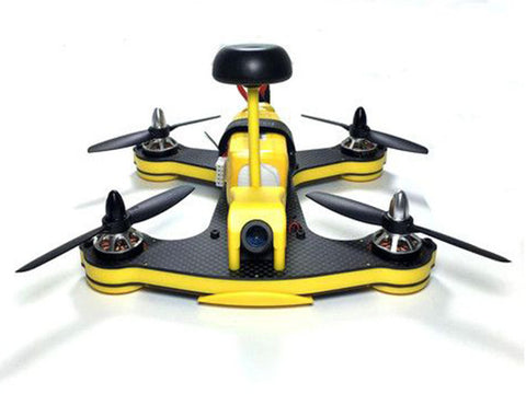 Shuriken 180 FPV Racing Drone. Plug and play version.
