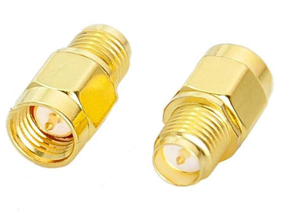 SMA Male To RP-SMA Female RF Coaxial Adapter Connector