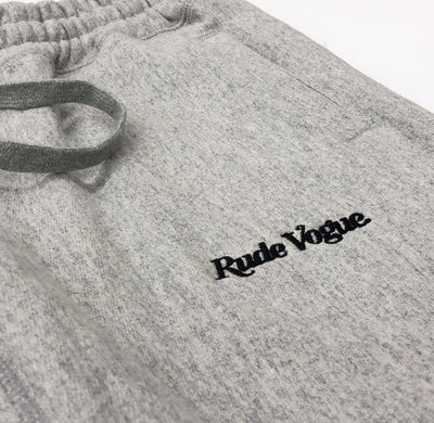 RUDE VOGUE SWEATPANT - ATHLETIC GREY Hoodie RudeVogue
