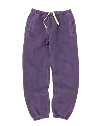 RUDE VOGUE TONAL SWEATPANT - WASHED GRAPE Hoodie RudeVogue