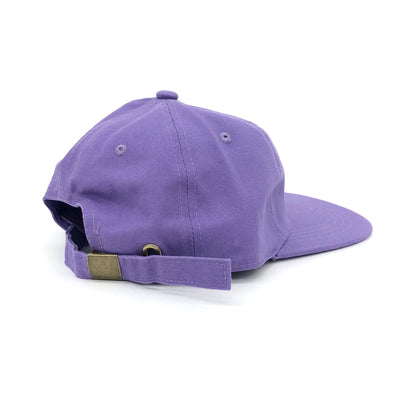 RV MONOGRAM CAP - PURPLE Hats RudeVogue