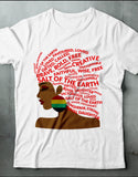 HER CROWNING GLORY TEE - MAKEMEAVAILABLE.COM