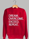DOER Sweatshirt - MAKEMEAVAILABLE.COM