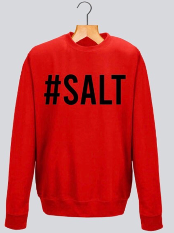 #SALT Sweatshirt - MAKEMEAVAILABLE.COM