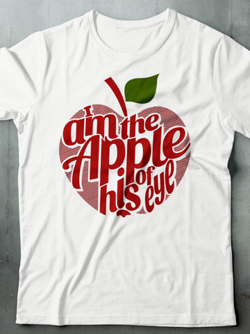 APPLE Tee - MAKEMEAVAILABLE.COM