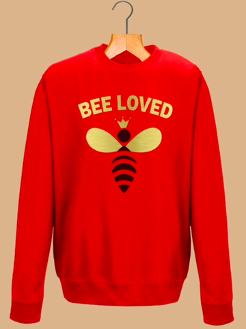 BEE LOVED SWEATSHIRT