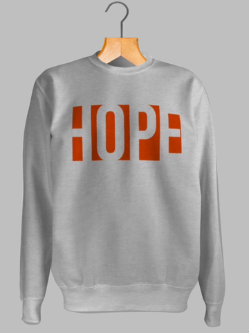 HOPE Sweatshirt - MAKEMEAVAILABLE.COM