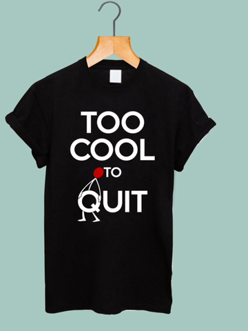 Too Cool Tee - MAKEMEAVAILABLE.COM