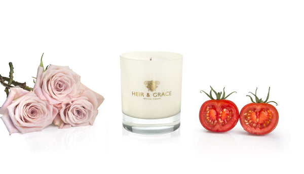 Candle - English Rose - Home Candle