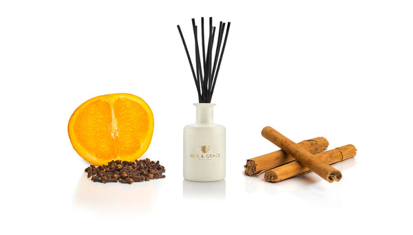 Mulled oranges - Reed diffuser