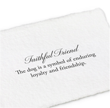 Faithful Friend Talisman
