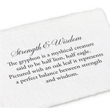 Strength & Wisdom Talisman