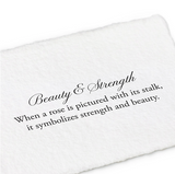 Beauty & Strength Talisman