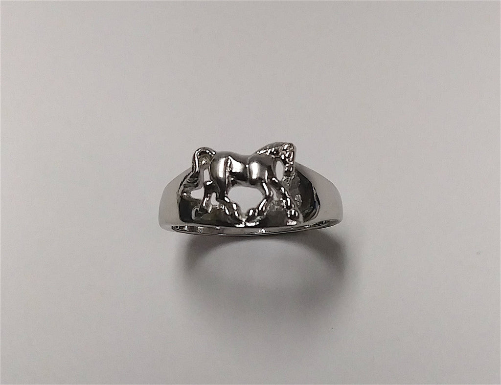 Trotting Horse Ring