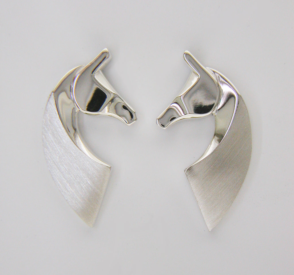 The Classic© Earrings in Sterling Silver or Stainless Steel