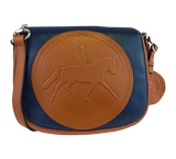 Tucker Tweed The Camden Crossbody Dressage
