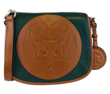 Tucker Tweed The Camden Crossbody Foxhunting