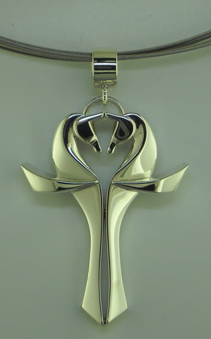 The Ankh© in Sterling Silver