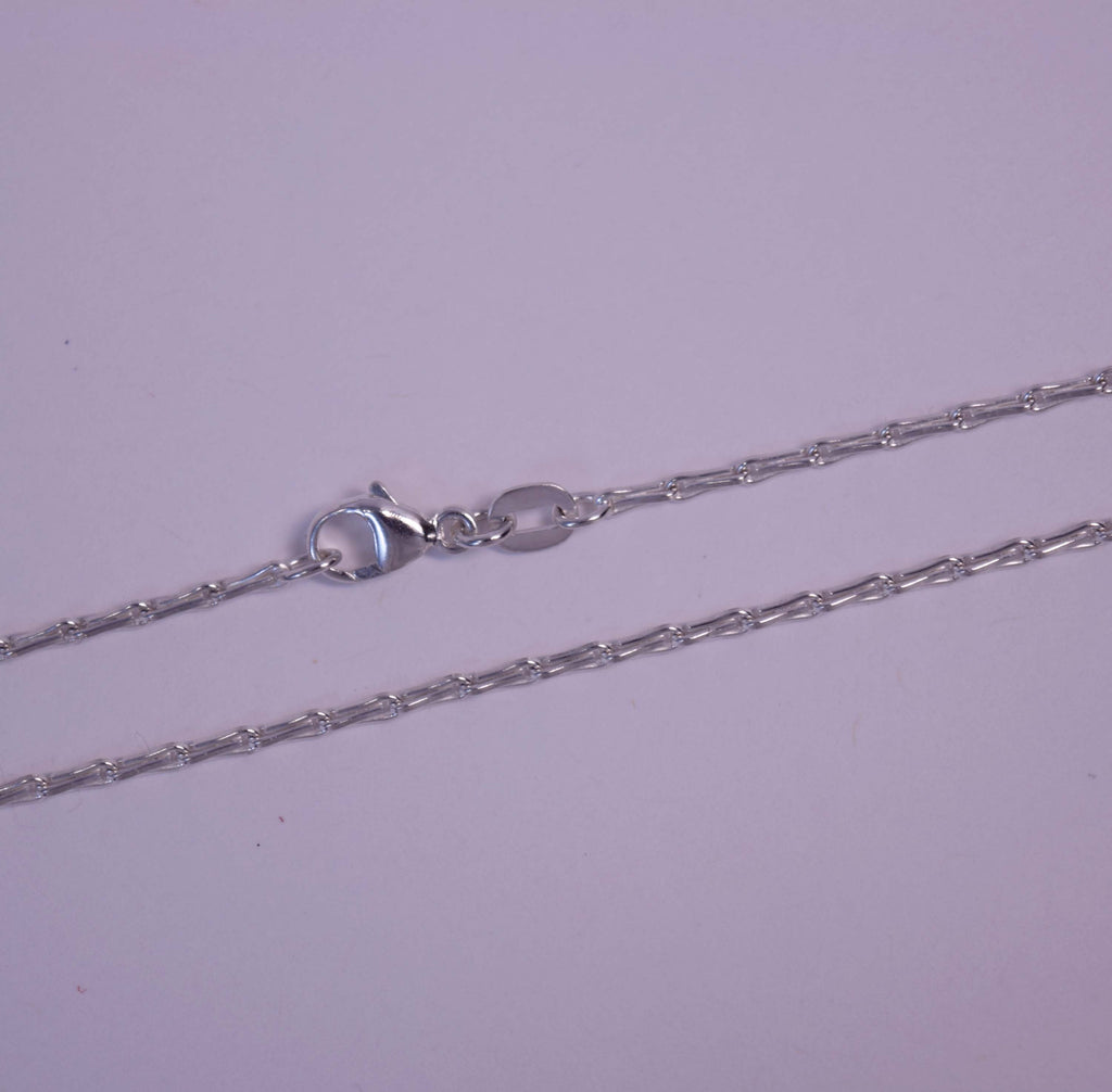 Sterling Silver Pincetta Chain