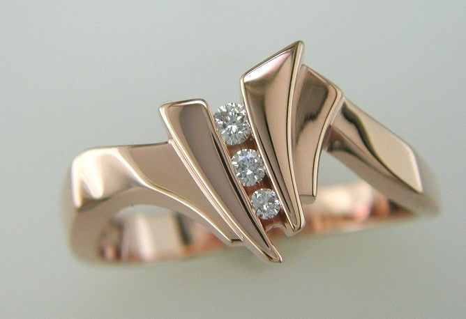 Diamond Dance Ring