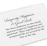 Longevity, Happiness, & Good Luck Talisman