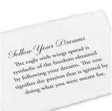 Follow Your Dream Talisman