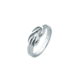 Stainless Steel Knot Ring