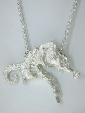 The Seahorse Necklace