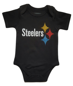 Pittsburgh Steelers Infant Bodysuit - ShimmerMe.org