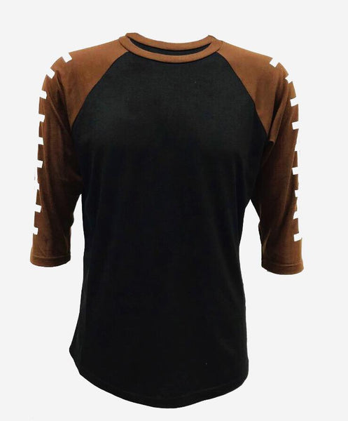 Football Sleeve Raglan T-Shirt
