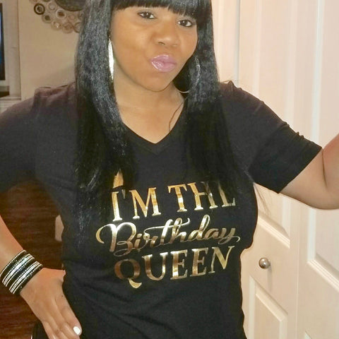 I'm The Birthday Queen T-Shirt