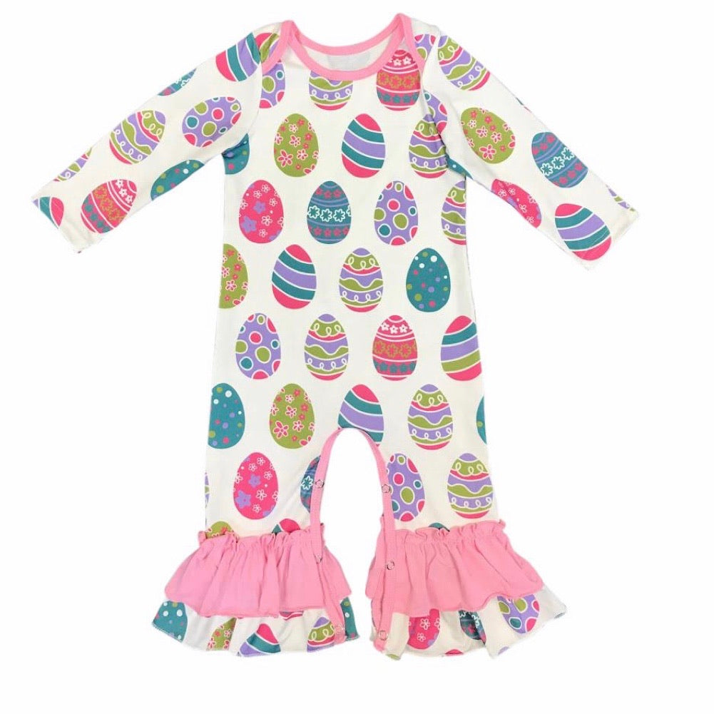 EASTER ROMPER FULL SLEEVES - KIDS