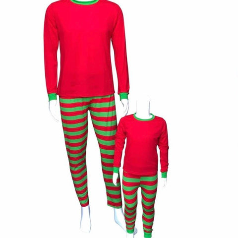 Christmas Pajamas 2 piece